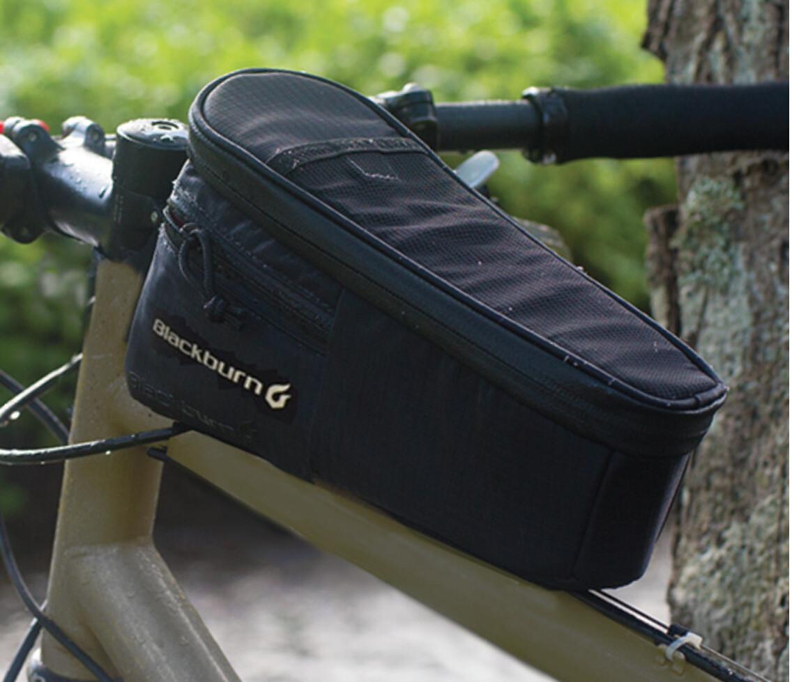 34e53b4804f Blackburn Outpost Elite - Bolsa bicicleta - negro | Bikester.es